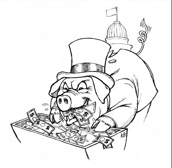 595x583 Spending Will Trump Tax Reform Rio Grande Foundation