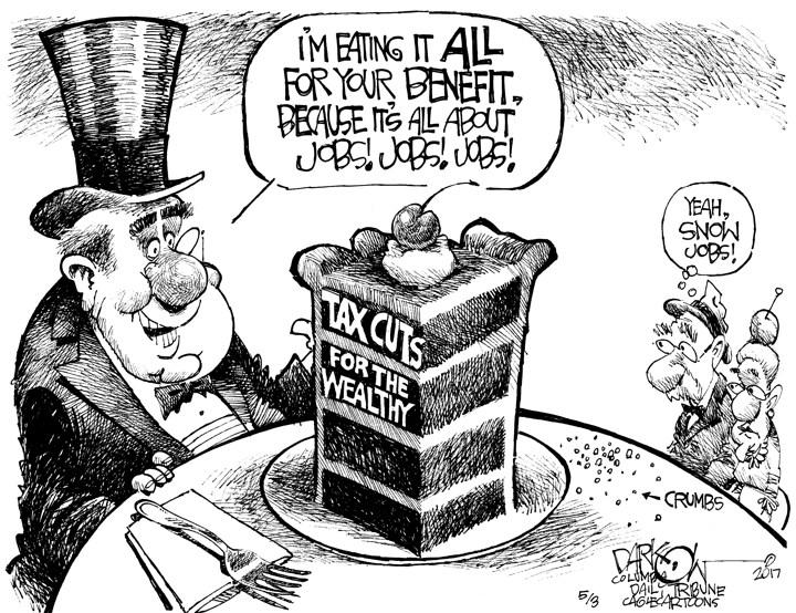 720x554 The Washington Post Fact Checks Republicans' Spin On Their Tax Cut