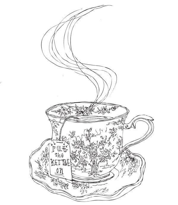 600x690 Teacup By Megankjones