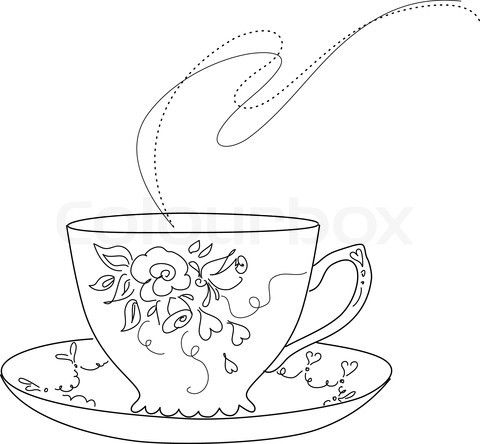 480x444 791b7eafec297b4bad802c8a709da403 Fancy Teacup Clip Art Fancy Tea
