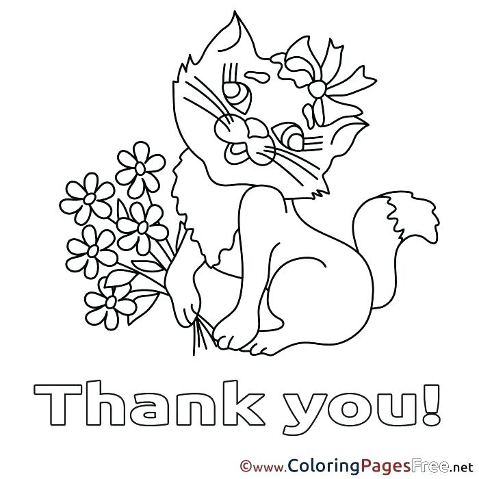 700x700 Thank You Teacher Coloring Pages Thank You Coloring Pages Pictures