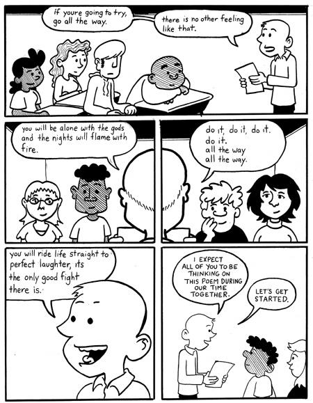 450x579 Teaching Comics Student Teacher Takeover Teachable Moments
