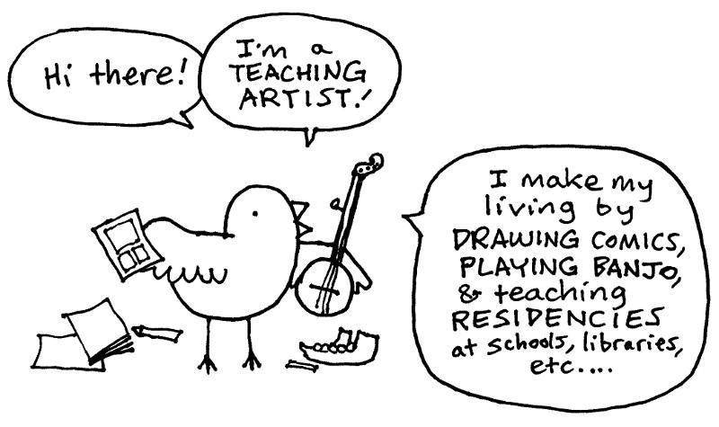 800x475 Teaching Artist Top Ten Tips!
