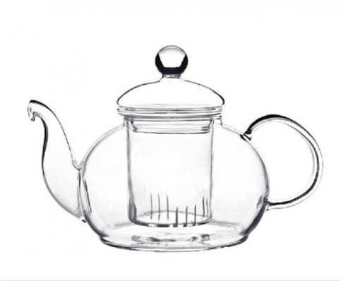 483x398 Extra Large Glass Teapot With Infuser