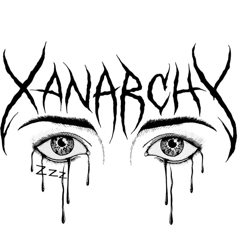 800x800 Xanarchy Tear Design Art Prints By Forthecultur3 Redbubble