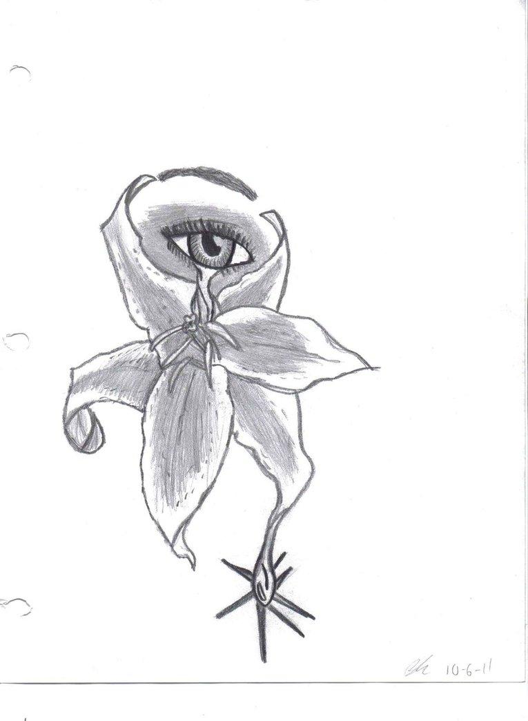 765x1044 Eye Of The Tear Drop Flower By Bcrazy1997