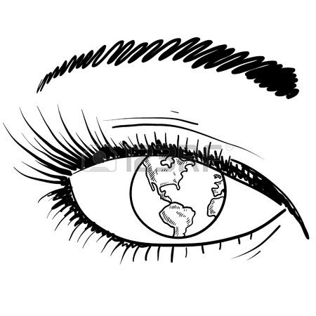Tears In Eyes Drawing