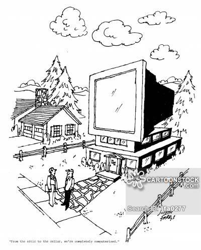 400x497 Hi Tech Cartoons And Comics