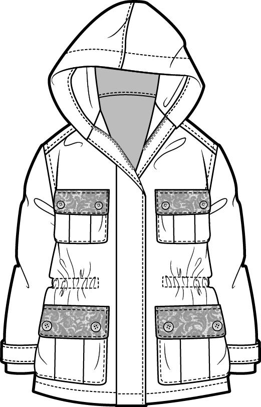 521x812 Pretty Military Jacket Flats Military Jacket