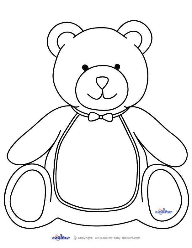 612x792 Teddy Bears Picnic! Teddy Bear Drawing, Bear Drawing And Teddy Bear