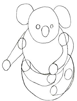 269x353 How To Draw A Koala