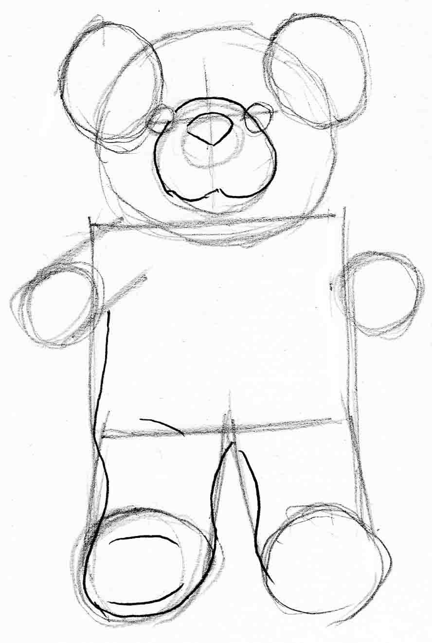 888x1322 Mike Budden. Artist And Illustrator. Uk Teddy Bears