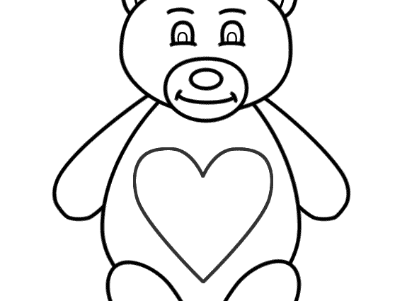 575x425 Drawing For Starters Teddy Bear Story Starters For Kids Valentines