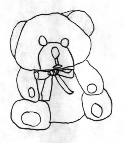 438x504 Drawing Progressions Nzc 1 6 Teddy Bears Teacher Resource