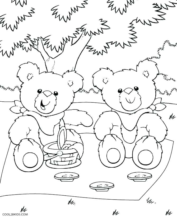 Teddy Bear Drawing Step By Step at GetDrawings.com | Free for ...