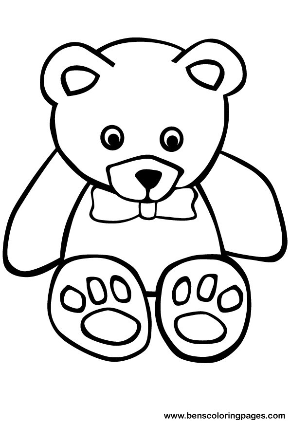 596x873 Picture Of Teddy Bear