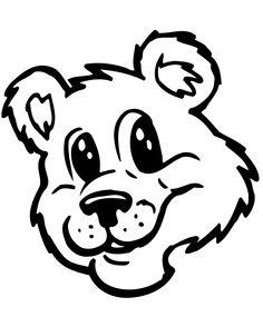 236x285 Teddy Bear With Funny Face Shape Teddy Bears Face