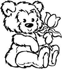 213x237 Coloriage Ours De La Montagne Pour Enfants Ours ,animaux