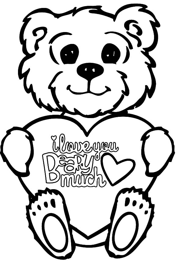 Teddy Bears Drawing at GetDrawings.com | Free for personal use Teddy ...