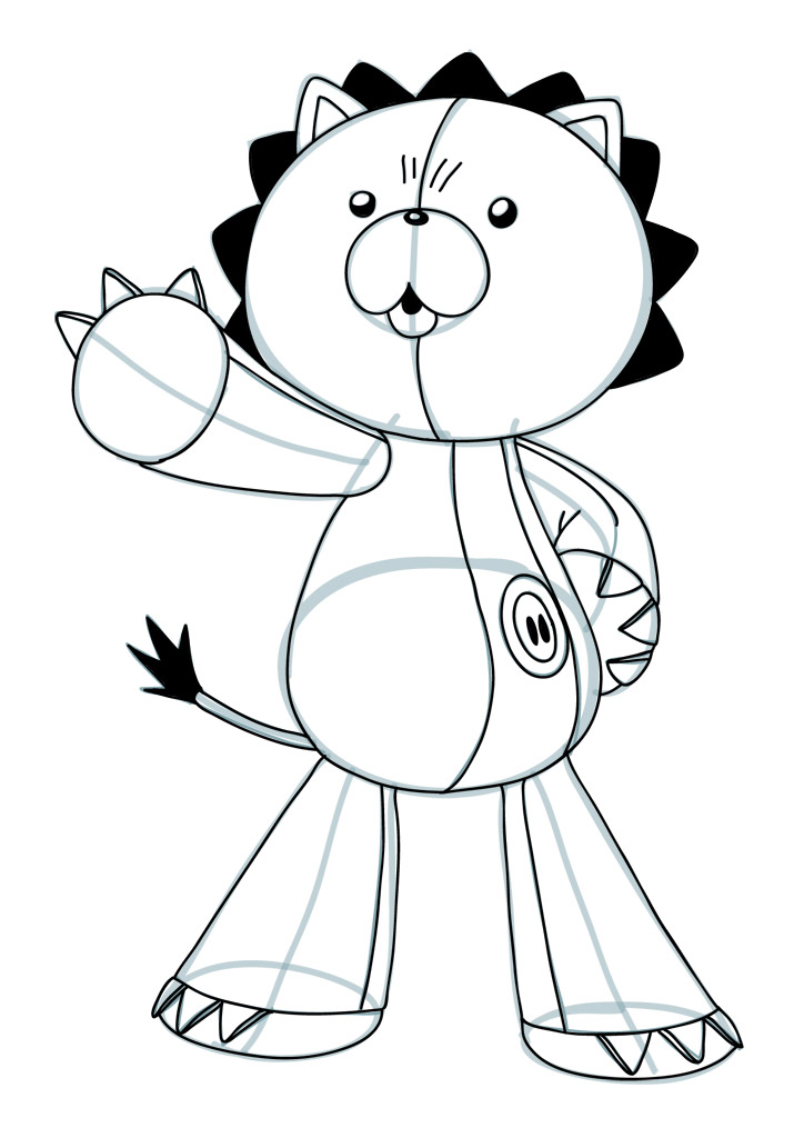 Teddy Drawing at GetDrawings.com | Free for personal use Teddy ...