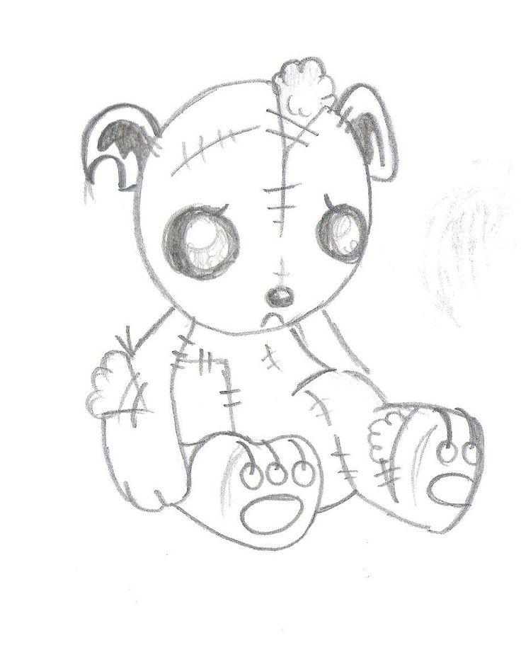 Teddybear Drawing