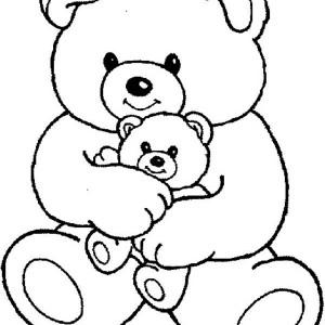 300x300 Photos Teddy Bear Colorful Drawing