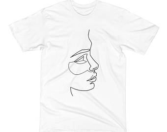 340x270 Hand Drawn T Shirt Etsy