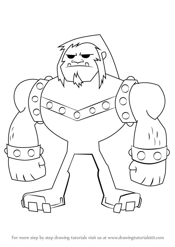 598x844 Teen Titans Go! Drawing Tutorials