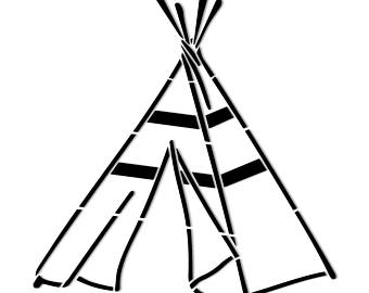 340x270 Teepee Crown Etsy