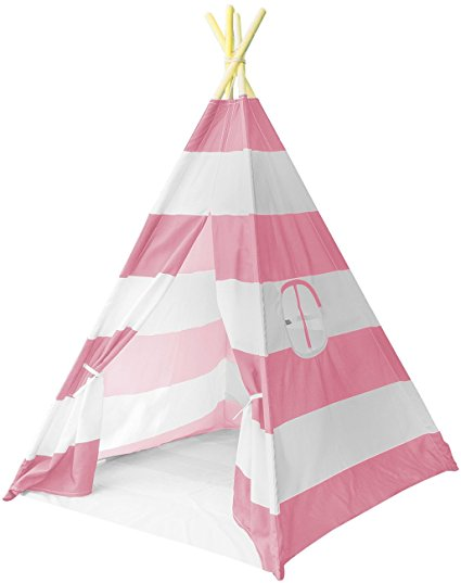 425x537 Sorbus Teepee Tent For Kids Play Includes Portable