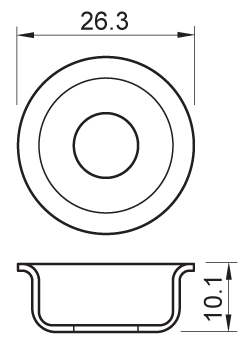 248x339 Jack Plate