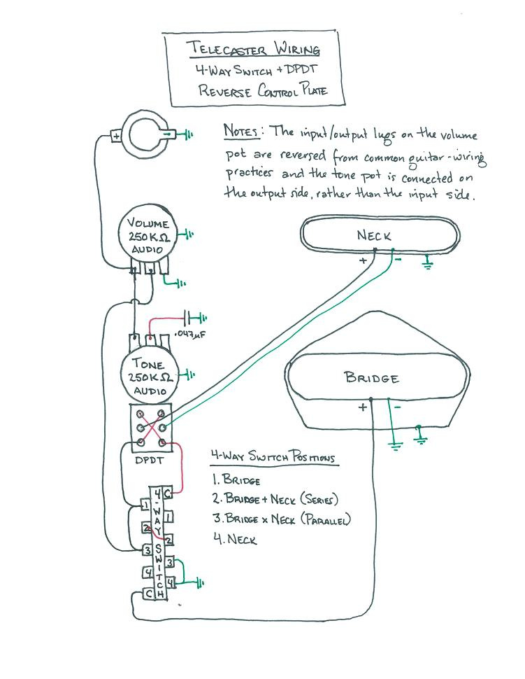 Telecaster Wiring Harness Neck Humbucker Free Download Wiring