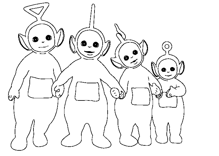 700x500 Teletubbies