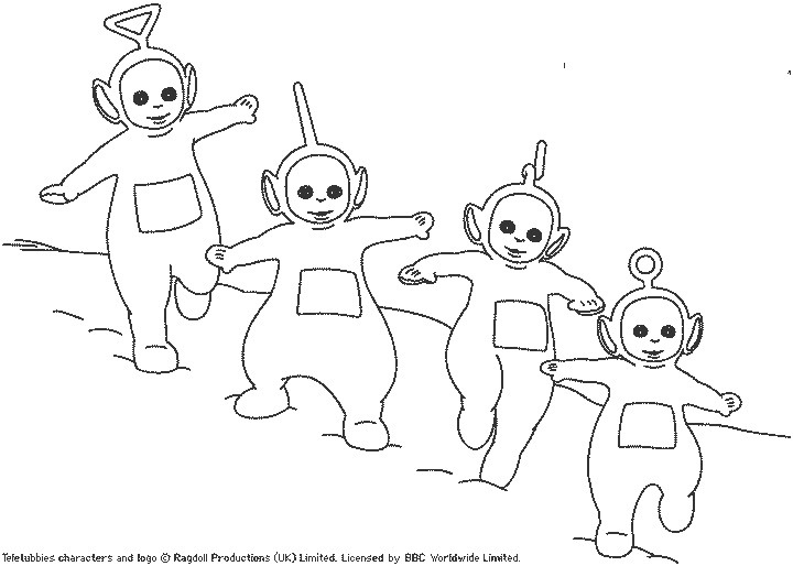 720x514 Teletubbies