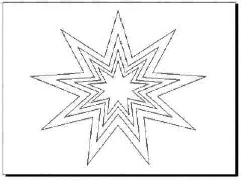 480x360 Free Large Star Template Printable For Kids