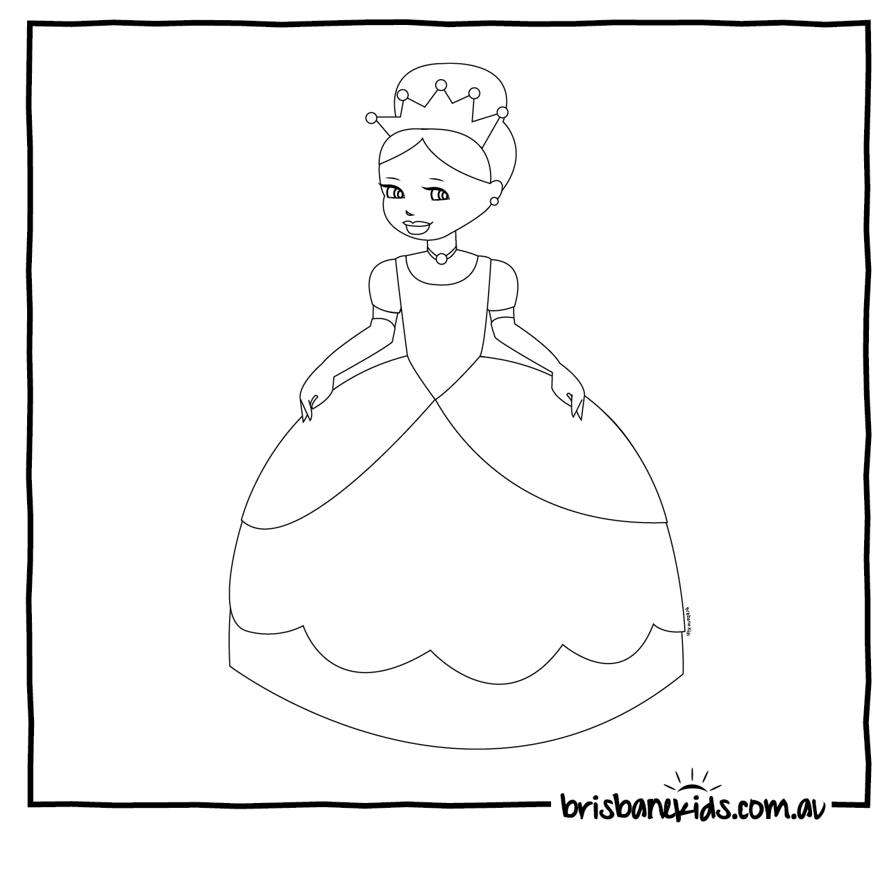 1291x1291 Colouring In Printables For Kids