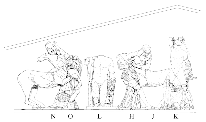 850x505 Reconstruction Drawing Of What Pausanias Might Have Seen In