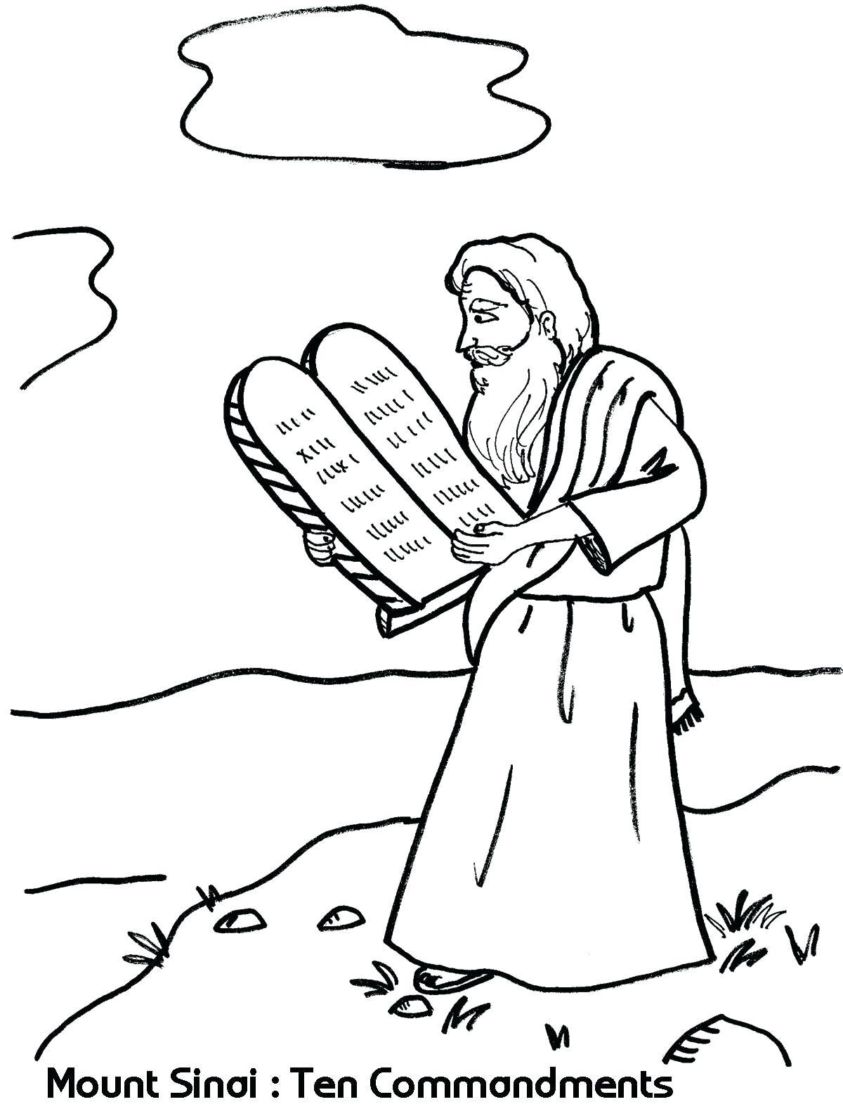 1200x1587 Coloring Finger Coloring Page Wonderful Ten Commandments Sheets