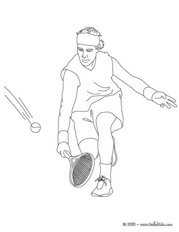 Tennis Court Drawing at GetDrawings.com | Free for personal use ...
