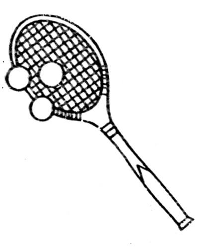 421x500 Tennis Racket Brian Campbell