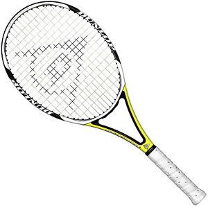 300x300 Dunlop Aerogel 5 Hundred Tour Tennis Racquet Racket Strung 4 14