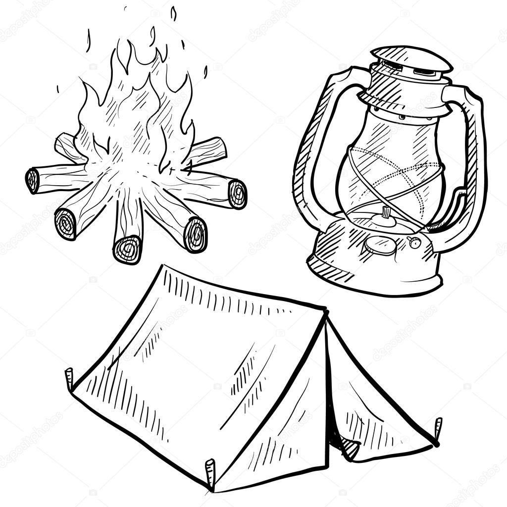 1024x1024 Tent Stock Vectors, Royalty Free Tent Illustrations
