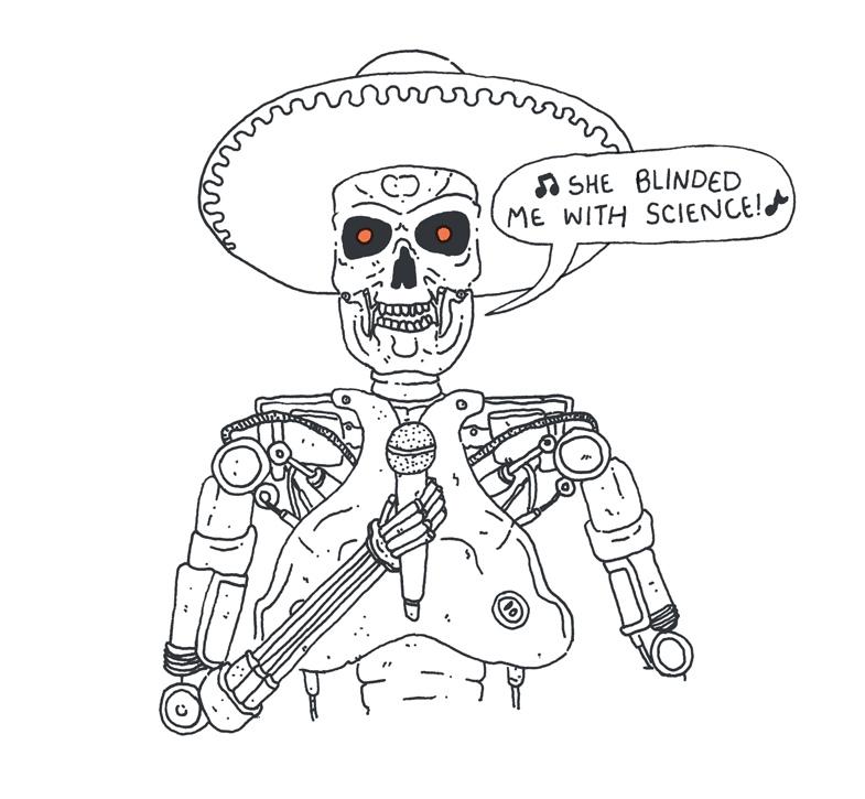 Terminator Drawing At GetDrawings.com