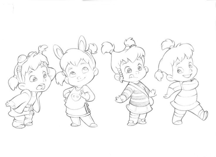 736x534 Image Result For Character Design Drawings Of Babies References