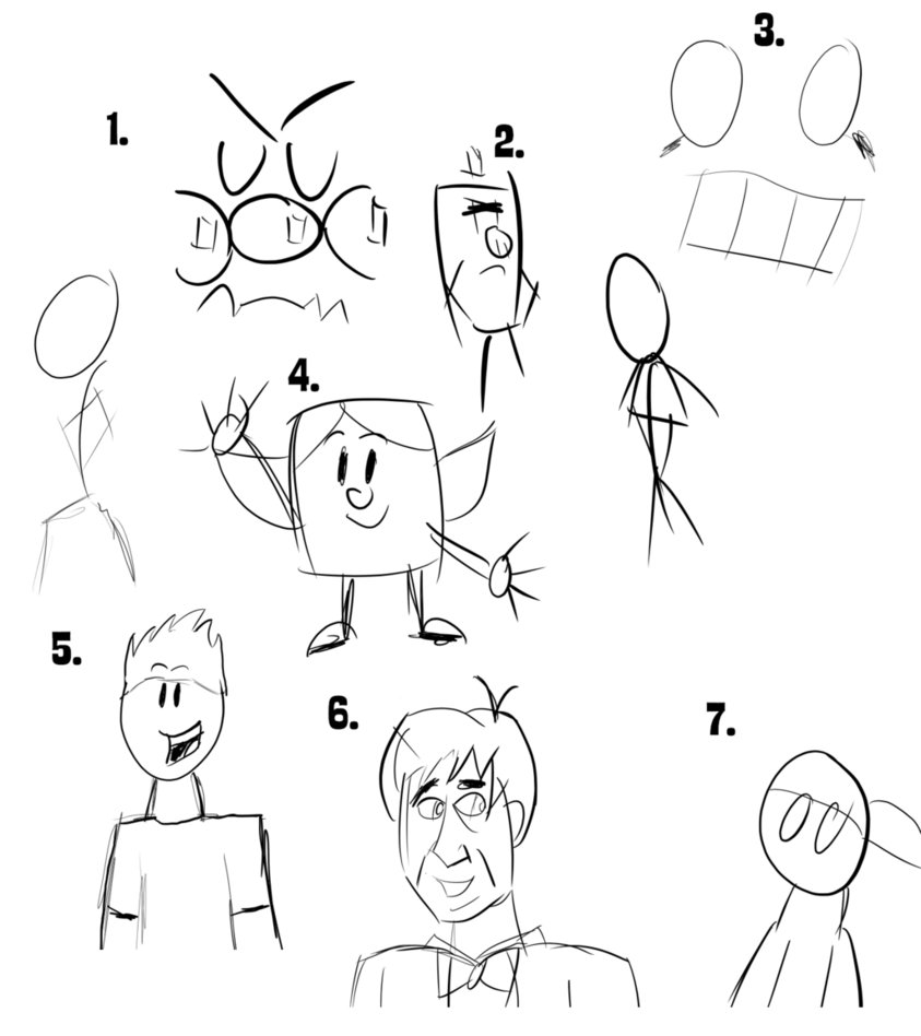 843x948 Hand Tablet Drawing Test By Percyfan94