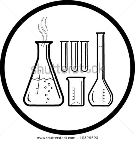 450x470 Chemistry%20clipart%20black%20and%20white Paper