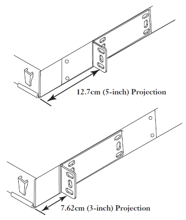 375x445 Corning Rack Mount Fiber Optic Patch Panel Installation