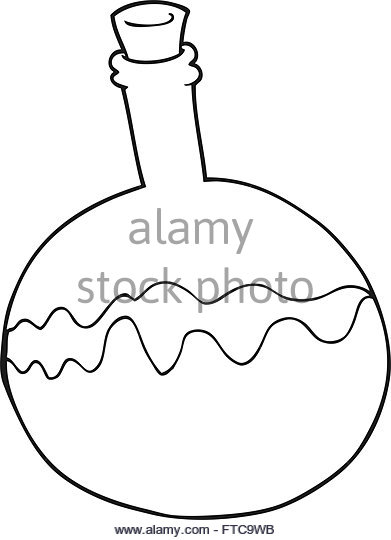 391x540 Freehand Drawn Cartoon Chemicals Stock Photos Amp Freehand Drawn