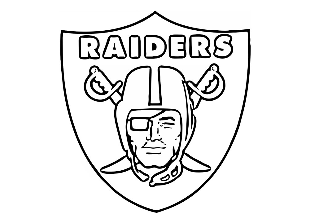 1001x720 Oakland Raiders Logo, Oakland Raiders Symbol, Meaning, History