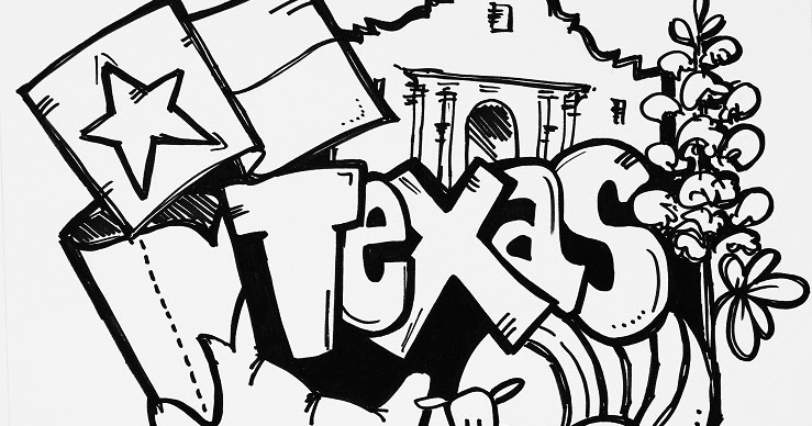 739x388 Art Of The Day Texas, Our Texas